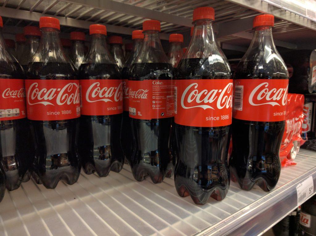 Pepsi vs. Coca-Cola